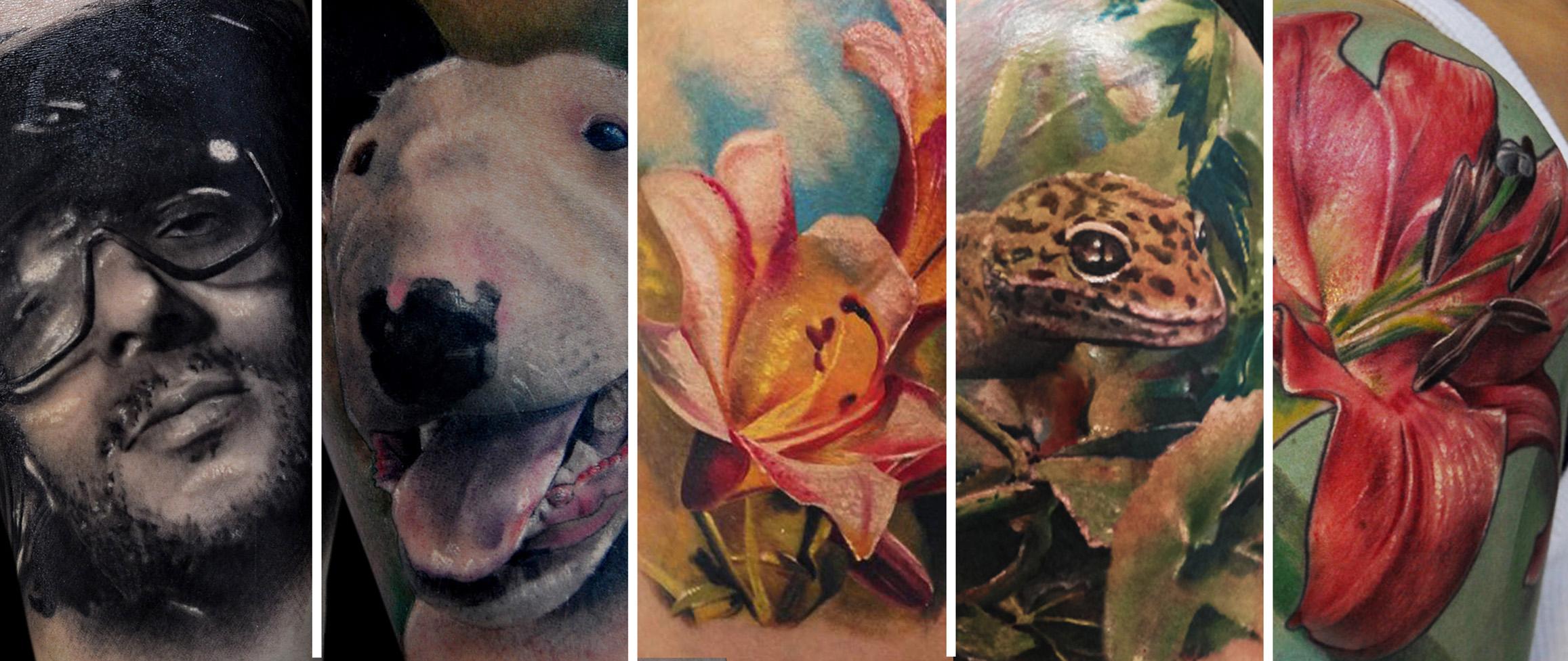 Porady na temat tatuażu i piercingu